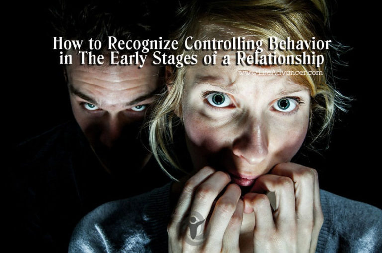 How to Recognize Controlling Behavior in the Early Stages of a Relationship