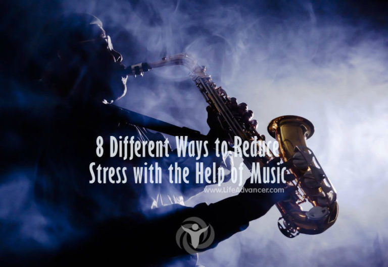 8 Different Ways to Reduce Stress with the Help of Music