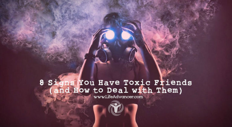 8 Signs of Toxic Friends (and How to Deal with Them)