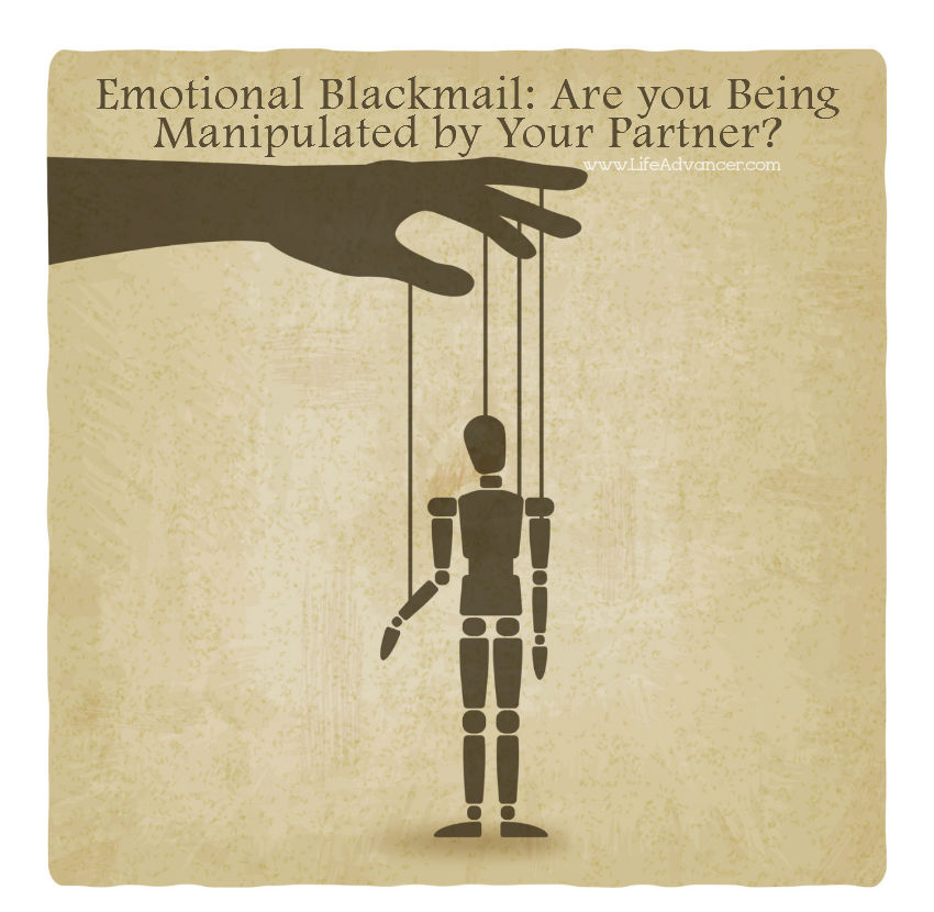 Emotional Blackmail Manipulated Partner