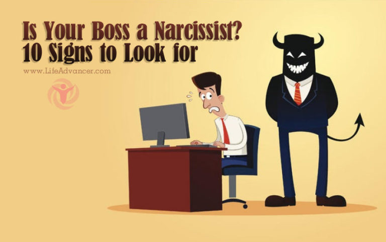 Narcissistic Boss: The Signs and Ways to Deal with One