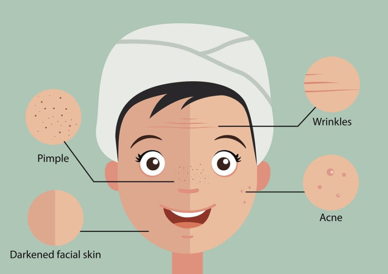Nutrient Deficiencies That Show Their Signs on Your Face and Body