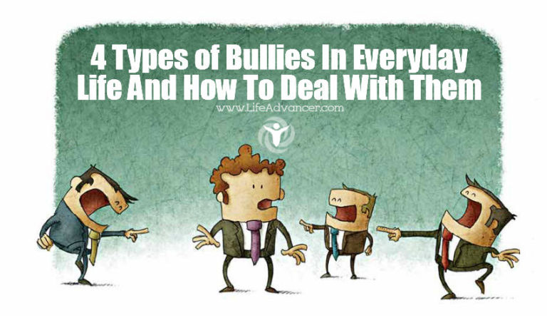 5 Types of Bullies in Everyday Life and How to Deal with Them