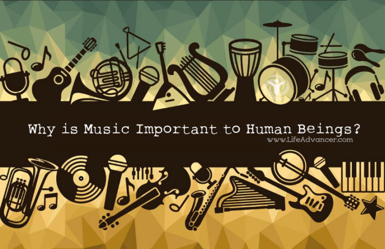 Why Is Music Important to Human Beings?