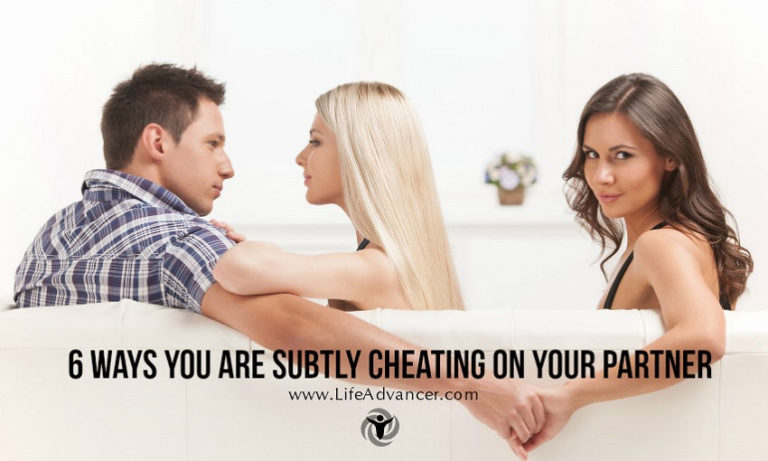 6 Ways You Are Subtly Cheating on Your Partner (Without Even Realizing It)