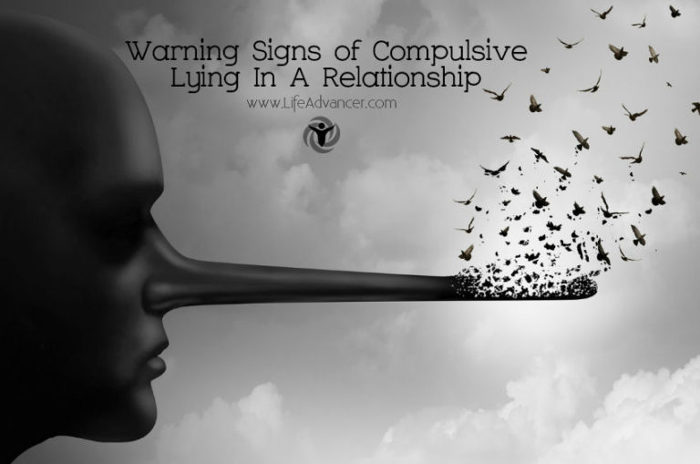 Warning Signs of Compulsive Lying in a Relationship