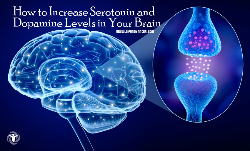 Increase Serotonin and Dopamine