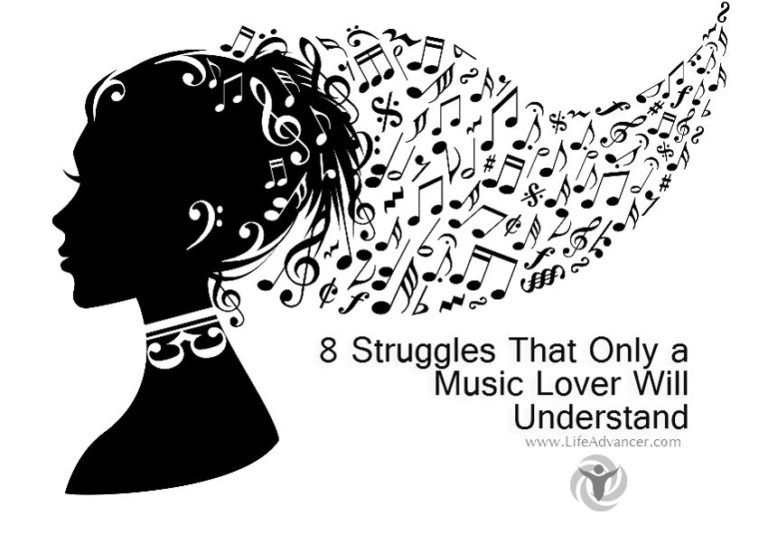 8 Struggles That Only a Music Lover Will Understand
