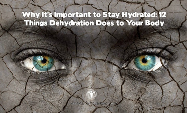 Read more about the article 12 Reasons to Stay Hydrated: What Dehydration Does to Your Body