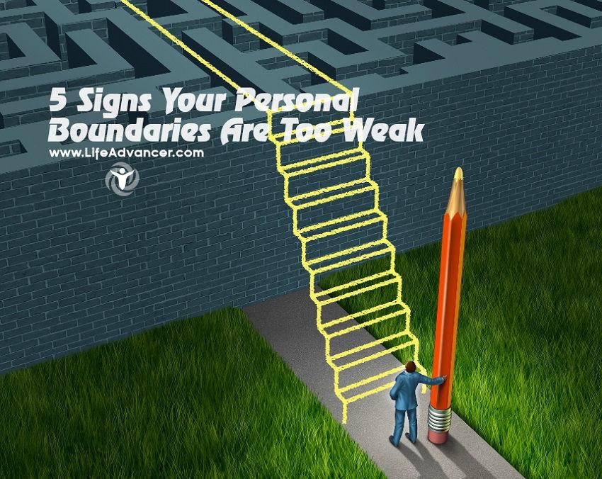 Your Personal Boundaries