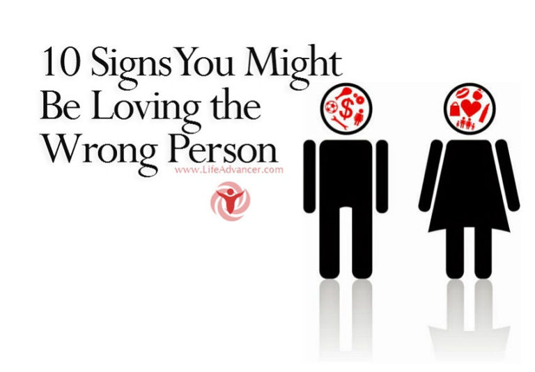 Read more about the article 10 Signs You Might Be Loving the Wrong Person