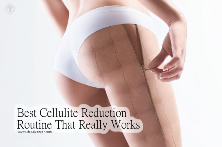 Best Cellulite Reduction Routine That Really Works