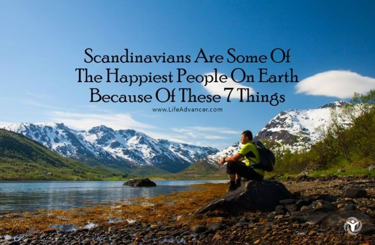 Scandinavians Are Some of the Happiest People on Earth – Here's Why