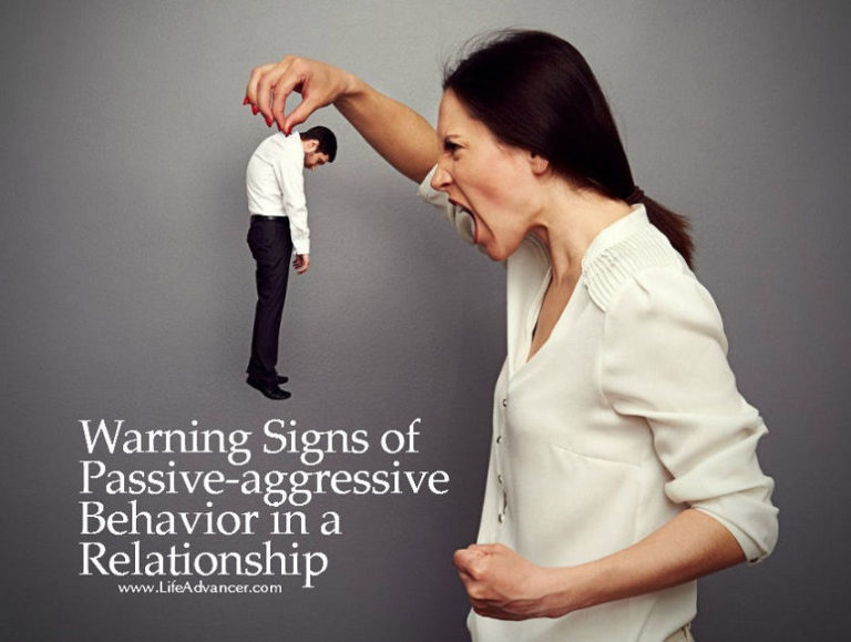 Warning Signs of Passive-Aggressive Behavior in Relationships