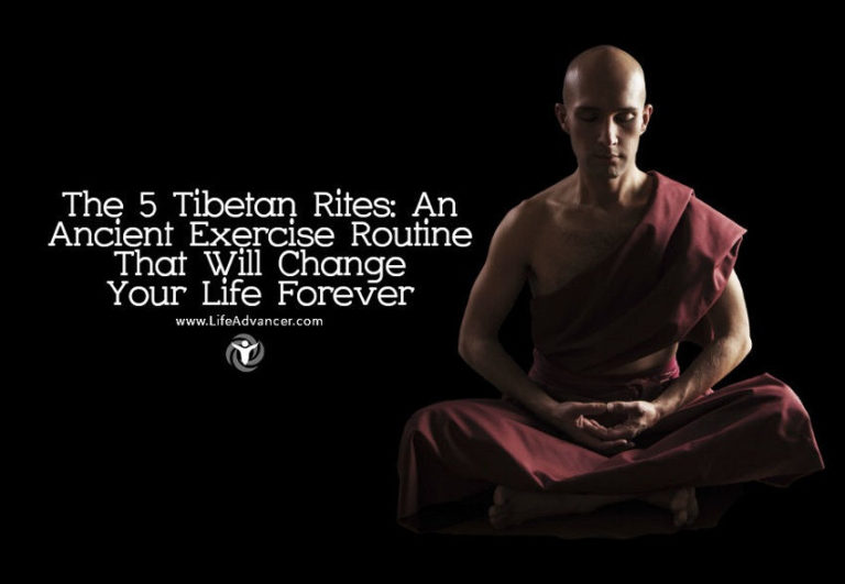 The 5 Tibetan Rites & How They Can Change Your Life Forever