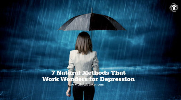 Coping with Depression Using 7 Natural Methods That Work Wonders