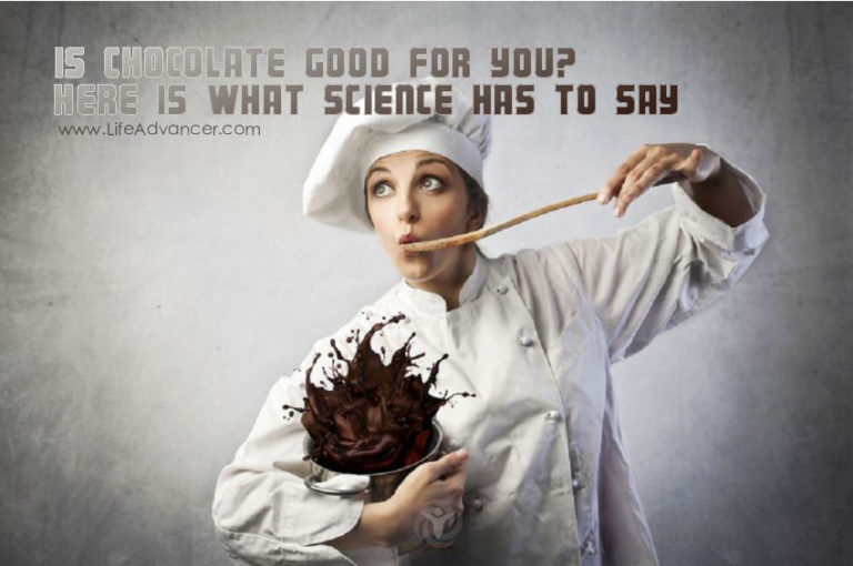 Is Chocolate Good for You? Here Is What Science Has to Say