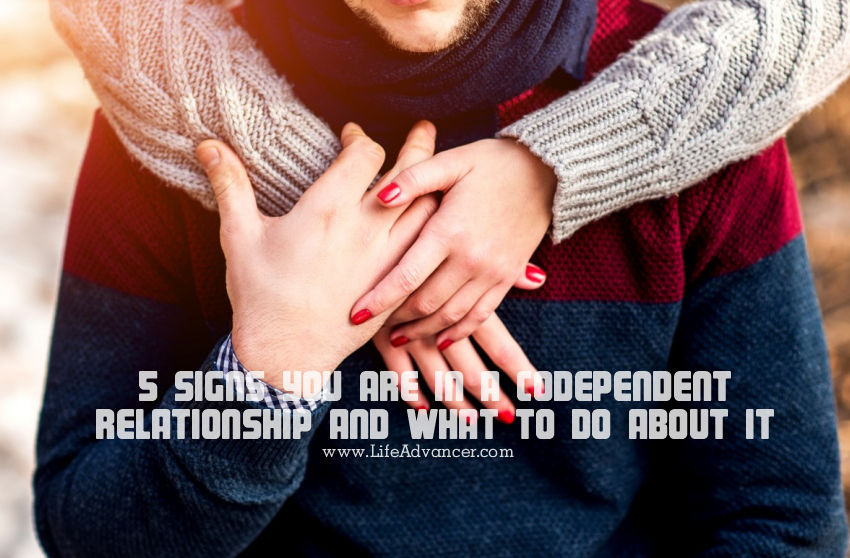 Signs you're dating a codependent