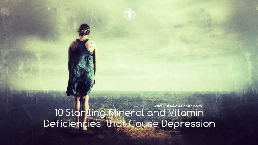 Mineral and Vitamin Deficiencies