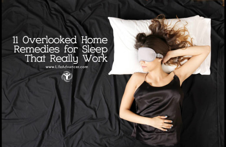 11 Overlooked Home Remedies for Sleep That Really Work