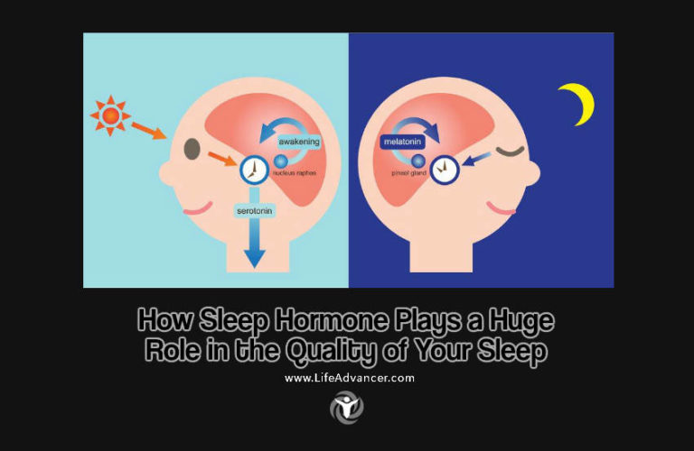 How Sleep Hormone Plays a Huge Role in the Quality of Your Sleep