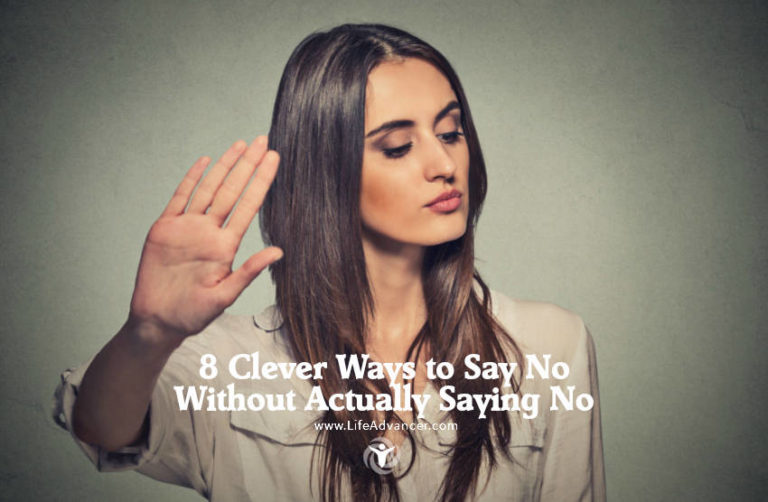 8 Clever Ways to Say No Without Actually Saying No