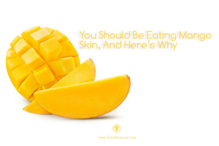 Read more about the article You Should Be Eating Mango Skin, And Here's Why