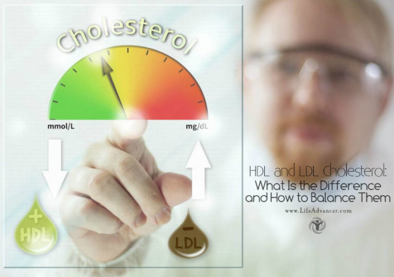 Read more about the article HDL and LDL Cholesterol: What Is the Difference and How to Balance Them