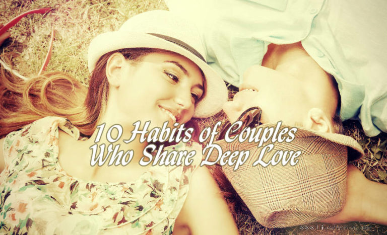 When a Couple Shares Deep Love, They Do These 10 Things