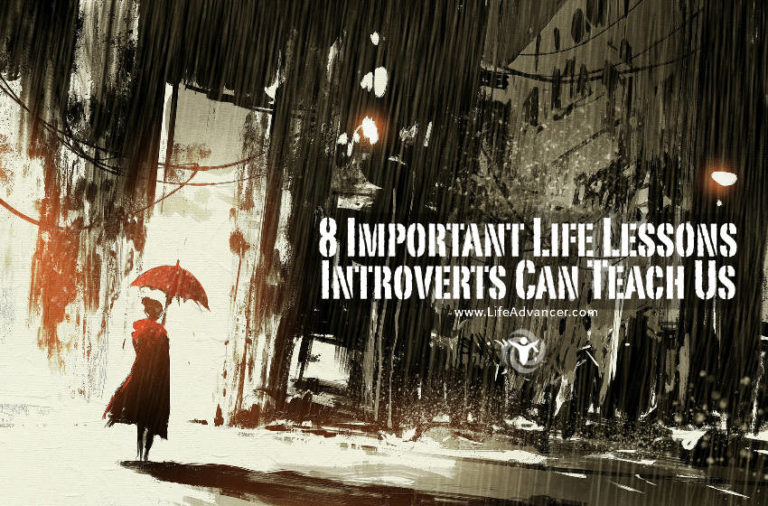 8 Important Life Lessons Introverts Can Teach Us