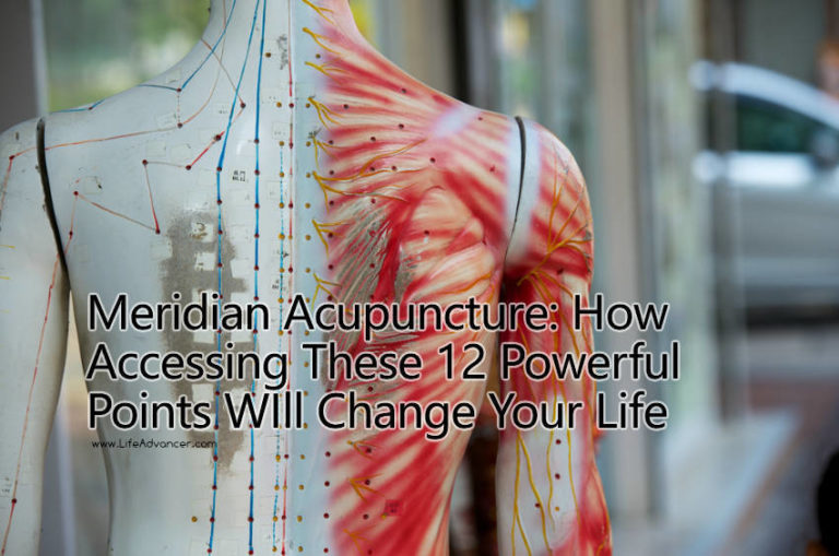 Meridian Acupuncture: 12 Powerful Points You Should Know