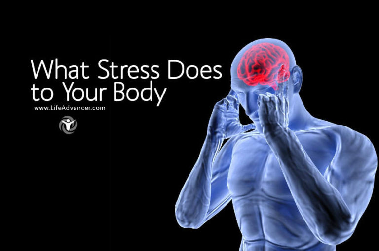 What Does Stress Do to Your Body and How to Release It?