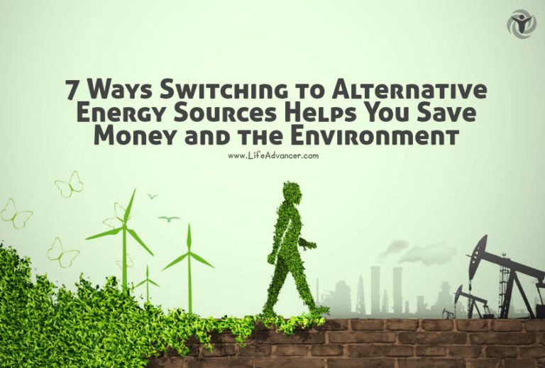 How Alternative Energy Sources Save Money & the Environment