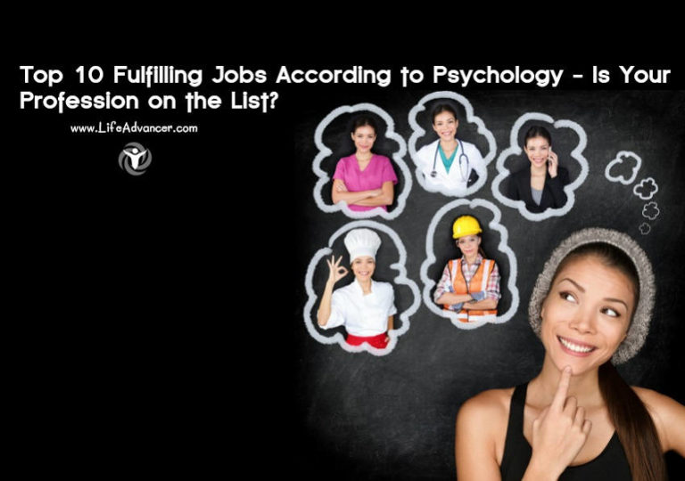 Top 10 Fulfilling Jobs According to Psychology – Is Your Profession on the List?
