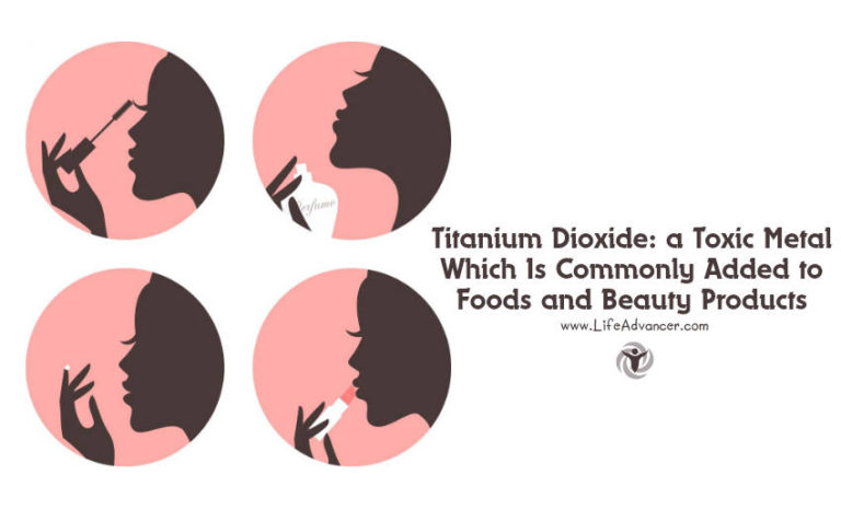 Titanium Dioxide: a Toxic Metal Found in Foods and Beauty Products