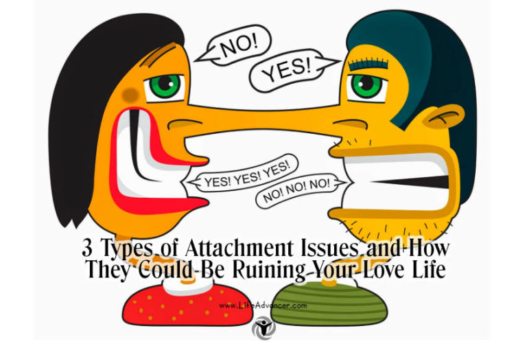 3 Types of Attachment Issues and How They Could Be Ruining Your Love Life