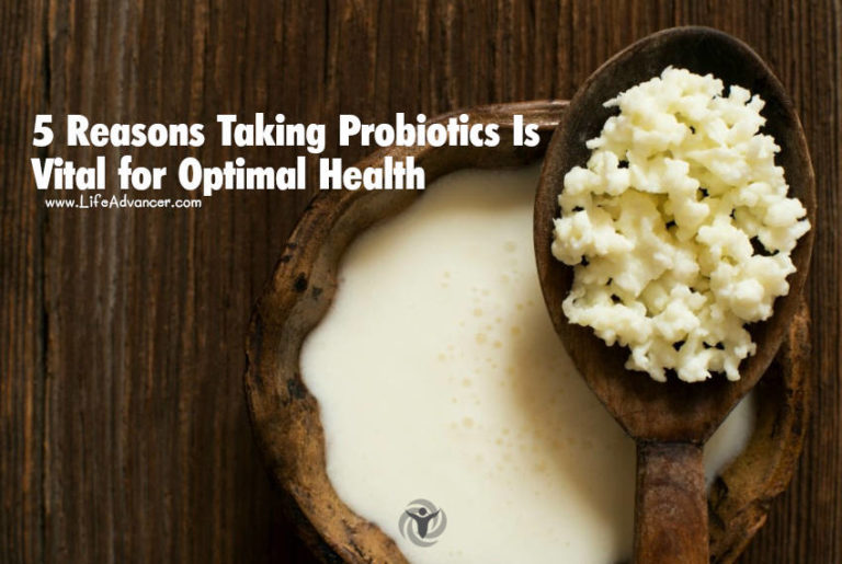 5 Reasons Taking Probiotics Is Vital for Optimal Health
