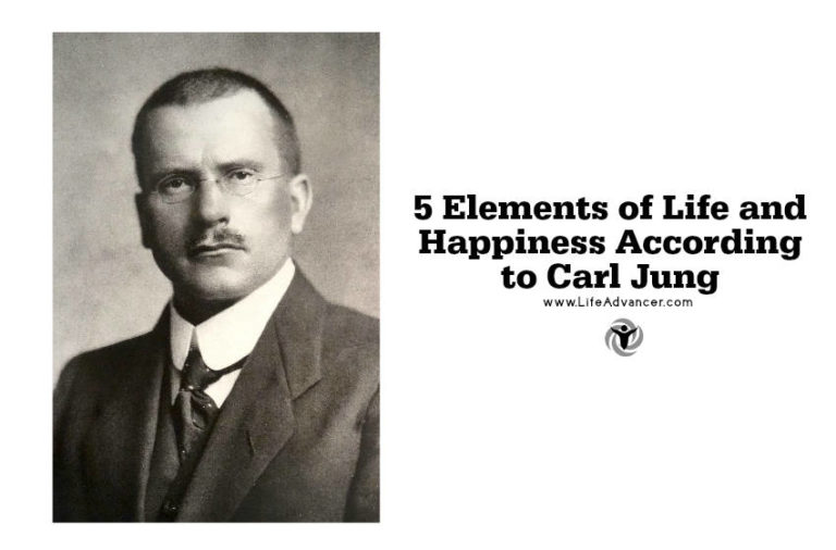 Read more about the article 5 Elements of Life and Happiness According to Carl Jung