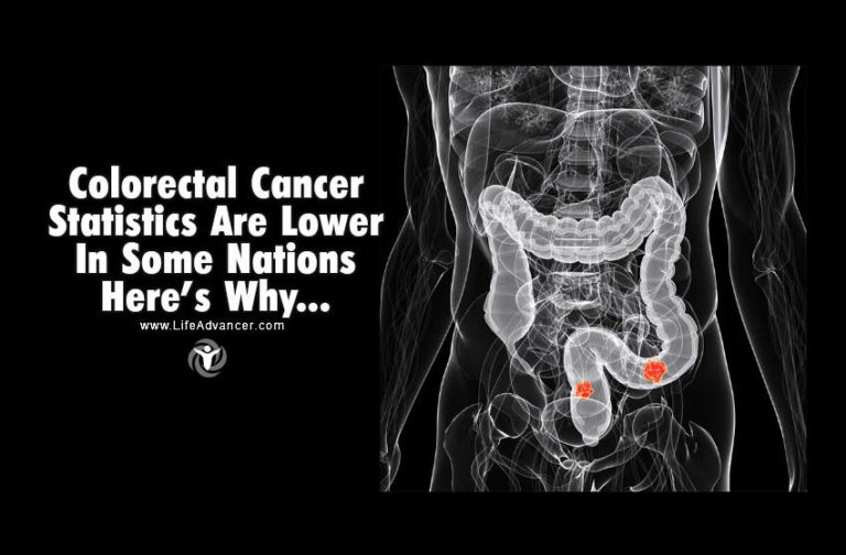 Colorectal Cancer Statistics Are Lower in Some Nations – Here's Why