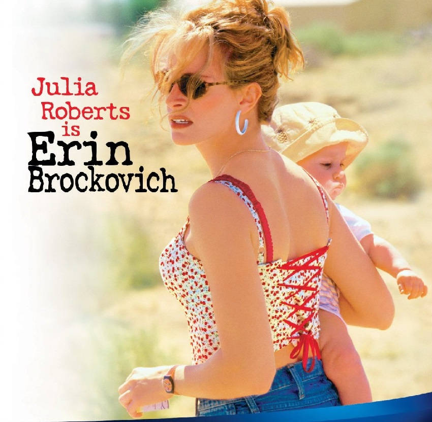 best true story movies - Erin Brockovich