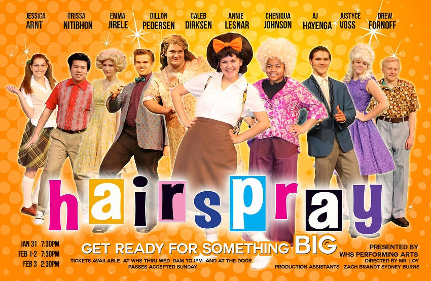 Hairspray Movie