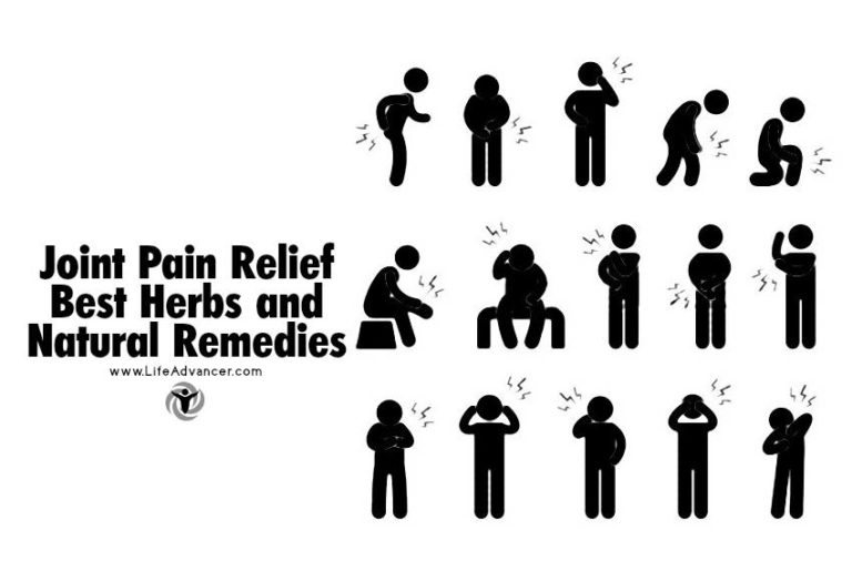 Joint Pain Relief: Foods and Natural Methods You Should Try
