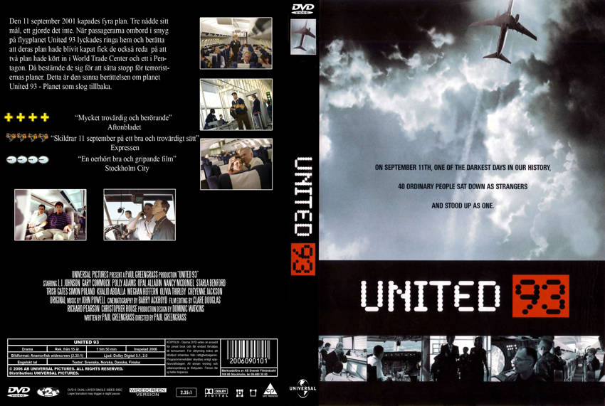best true story movies - United 93