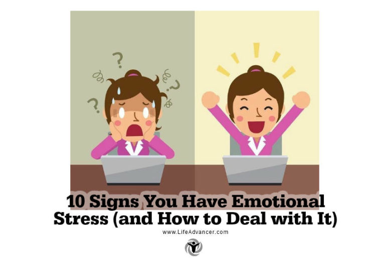 Read more about the article 10 Signs You Have Emotional Stress (and How to Deal with It)