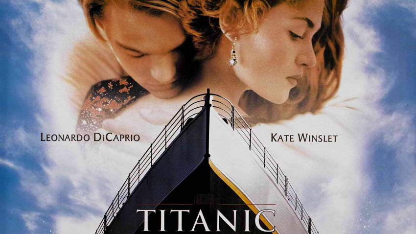 best true story movies - titanic