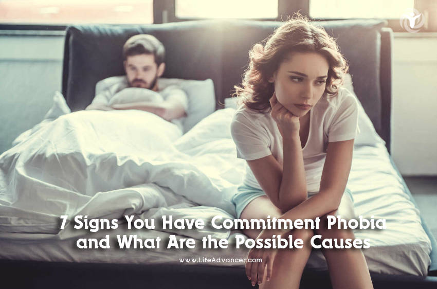commitment phobia Are you commitment phobic lasting love is on everyone's wish list so why do some people have it and others don't is it the luck of the.