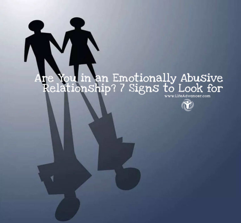 Are You in an Emotionally Abusive Relationship? 7 Signs to Look for