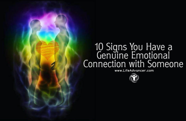10 Signs You Have a Genuine Emotional Connection with Someone