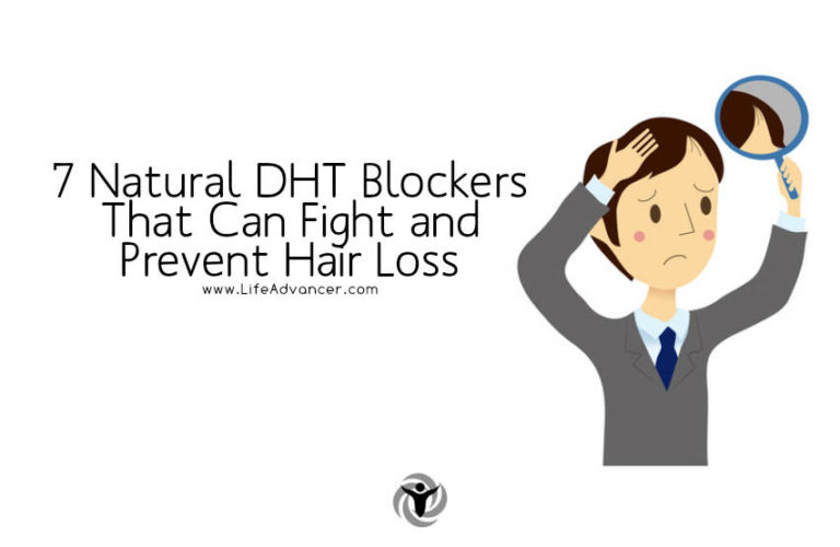 7 Natural DHT Blockers That Can Fight and Prevent Hair Loss