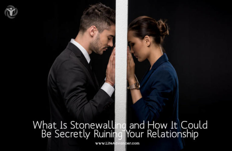 What Is Stonewalling and How It Could Be Secretly Ruining Your Relationship